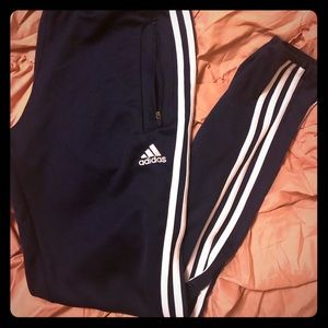 Adidas skinny joggers pants. Great condition!